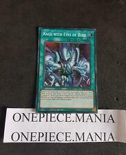 Yu-Gi-Oh! Rage with Eyes of Blue LED3-EN004 1st