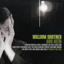 William Shatner - Has Been [New CD]