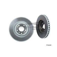 One New Genuine Disc Brake Rotor Front 1644211312 1644210412 Mercedes MB