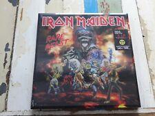 iron maiden rare beast lp cd box sealed black sabbath metallica helloween saxon