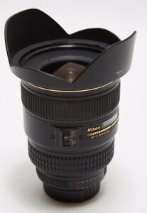 Nikon Zoom-NIKKOR 17-35mm f/2.8 AF-S D IF ED Lens used