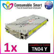 1 Compatible TN-04Y TN04 Yellow Brother MFC9420CN Brother Colour Toner Cartridge