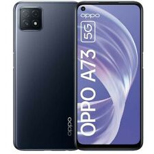 OPPO A73 128GB+8GB RAM 6,5'' FHD+ SMARTPHONE TELÉFONO MÓVIL LIBRE NEGRO BLACK 5G