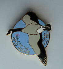 Hanna Alberta Kinsmen Home of the Wild Goose Lapel Hat Pin