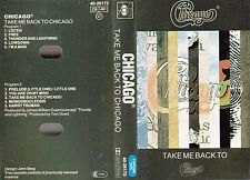 "K 7 AUDIO (TAPE) CHICAGO  ""TAKE ME BACK TO CHICAGO"""