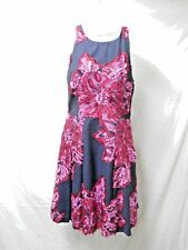 NICOLE MILLER BOUTIQUE EXCLUSIVE, FIT & FLARE DRESS, NWT, SIZE 4