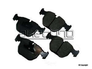 Disc Brake Pad Set-Akebono Euro Front WD Express 520 06810 432