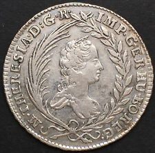 RDR, 20 KREUZER 1765, GRAZ, MARIA THERESIA