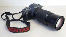 Pentax P30T Film Camera & 70-210mm Macro Zoom Lens