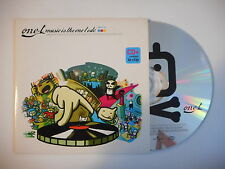 ONE T : MUSIC IS THE ONE T ODE episode one ( + CLIP ) [ CD SINGLE PORT GRATUIT ]