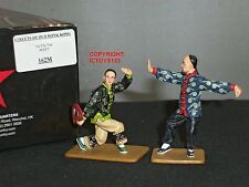 King and country HK162M rues du vieux hong kong chinois tai chi trop set figure
