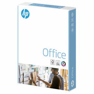 HP Office A4 Druckerpapier 500 Blatt 80g Weiß Kopierpapier Hochleistungspapier
