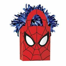 MARVEL SPIDER-MAN pour enfants personnage rouge hélium Ballon plat poids mini
