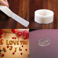 500pcs Glue Dots Stickers Balloon Permanent Adhesive Wedding Party Photo Decor #