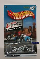 Hot Wheels Jiffy Lube Signature Service Mattel Wheels Blast Lane Chopper 1:64