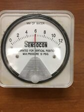 S9000-12MM Differential  Pressure Gauge