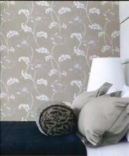 Decoración de paredes clásico color principal marrón para el hogar