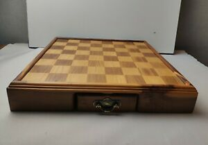 Quality Wooden Made To order Chessboard - SAGEM CRAFTS