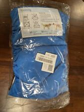 Reusable Dog Diaper - BlackBlue/Gray XXL ~55lbs+ *3 Pack!* Lab, Retriever+