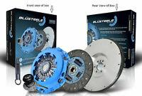 Blusteele HEAVY DUTY clutch kit & o.e FLYWHEEL for JEEP PATRIOT ED3 2.4 & SLAVE