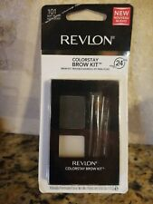 Revlon Colorstay Brow Kit -  Soft black