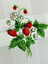 New French Ladies Handkerchief ~ D'Alencon Mouchoirs Echarpes Paris