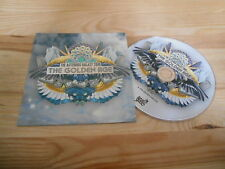CD Indie Asteroids Galaxy Tour - The Golden Age (1 Song) Promo SMALL GIANTS cb