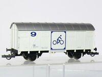 Roco 56210 H0   Fahrradwagen der DB, weiß, KK-Kulissen    wie neu in OVP