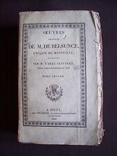 Oeuvres choisies de M. de Belsunce, évêque de Marseille - T.2