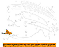 Chevrolet GM OEM 12-18 Sonic Hood-Lock Latch 42517095