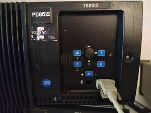 TAIT TB8100  5W UHF REPEATER  400-440MHz RECITER  12VDC P/S  PD8512