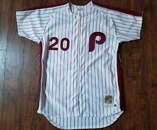 Mike Schmidt 1980 Mitchell & Ness Philadelphia Phillies Authentic Jersey 48 XL