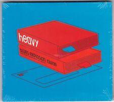 JON SPENCER BLUES EXPLOSION-HEAVY-5 TRACK CD DIGIPACK + REMIX NEU! & OVP!