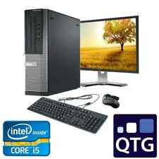 Dell Optiplex 790 Core I5 3.10 GHz 8GB RAM 500GB HDD DVDRW Windows 10 Desktop
