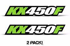 AMR Racing Kawasaki KX 450F Swingarm Graphic Number Plate Decal Sticker Part