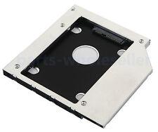 2nd SSD HDD Hard disk chassis Adattatore Sostituire GU10N GU40N GU60N GU70N DVD