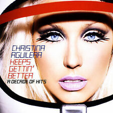Keeps Gettin' Better: A Decade of Hits [International] by Christina Aguilera (CD, 2008, RCA)