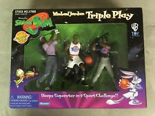 Micheal Jordan Triple Play Playmates Playset