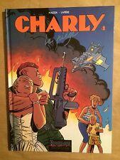 CHARLY - T4 : Le piège - EO