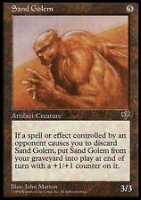 4x Sand Golem Mirage MtG Magic Artifact Uncommon 4 x4 Card Cards