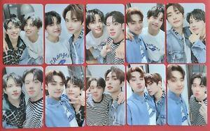 A.C.E Changer 1:1 2nd Makestar Photocard Jun, Wow, Donghun, Byeongkwan, Chan