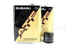 Genuine Subaru Automatic Transmission Fluid and Filter Kit (ATF auto gearbox oil