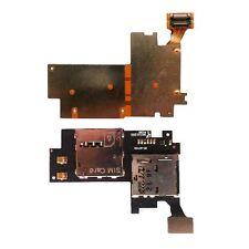 MODULO FLEX LECTOR SIM + MICRO SD PARA SAMSUNG GALAXY NOTE 2 N7100