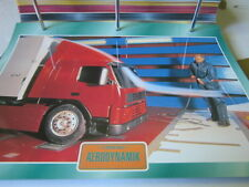 Super Trucks Technologie Aerodynamik