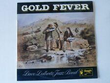 Dave Dallwitz jazz band - GOLD FEVER - SIGNED swaggie LP