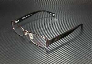 COACH HC5019 9076 Trista Satin Brown Demo Lens 52 mm Women's Eyeglasses