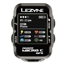 Lezyne - Micro Colour Navigate GPS Bike Computer Loaded Bundle