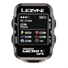 Lezyne-Micro colore navigazione GPS Bike Computer caricato Bundle
