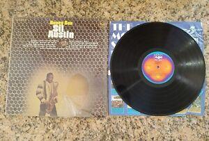 SIL AUSTIN HONEY SAX, SSS INTERNATIONAL RECORDS LP, 1969.