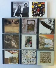 Lot 11 Led Zeppelin Page Plant Zeppelin 1,2,3/Zoso/houses/physical/presence/more